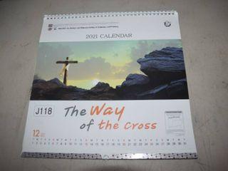 105 Calendars 2021