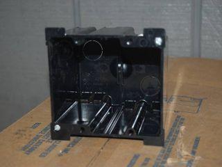 24 Remodel Boxes 2 Gang