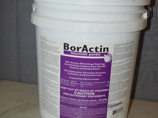 25 Pounds BorActin Insecticide Powder