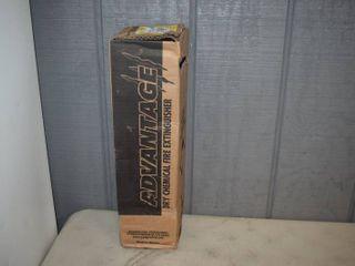 5 5 Pound Advantage Fire Extinguisher