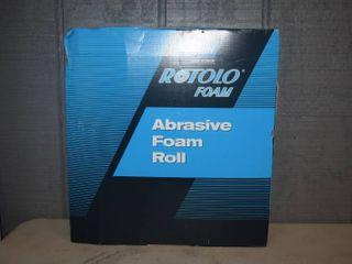 Norton Rotolo Abrasive Foam Roll