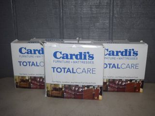 5 Boxes Cardi s Furniture and Mattress Total Care