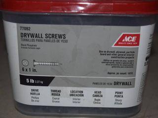 5 Pounds Drywall Screws