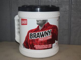 200 Count Brawny Professional Cleaning Towels
