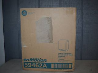 EnMotion 10  Automated Touchless Roll Towel Dispenser