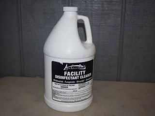 Gallon Facility Disinfectant Cleaner