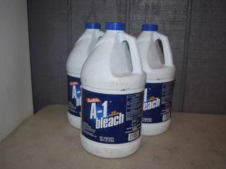 3 Gallons A 1 Bleach