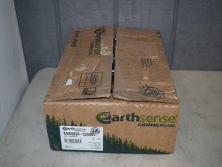 100 Earthsense Black Trash Bags 55 60 Gallon