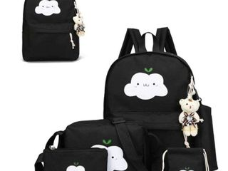 5 in 1 Backpack Set