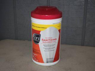 Sani Professional Sanitizing Wipes