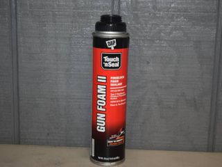 12 Cans DAP Gun Foam II