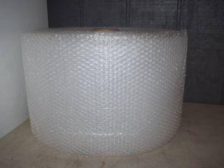 Roll Bubble Wrap 12  wide