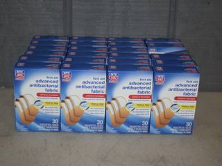 24 Boxes of 30 Rite Aid Bandages