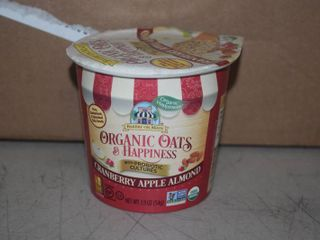12 Organic Oats and Happiness   Best by 10 6 2021