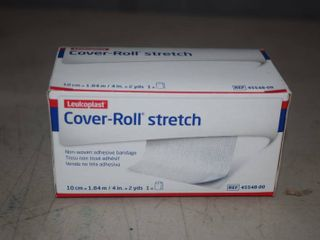 12 Boxes Cover Roll Stretch Non Woven Adhesive Bandage