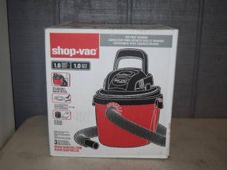 Shop Vac Wet Dry Vacuum   1 Gallon