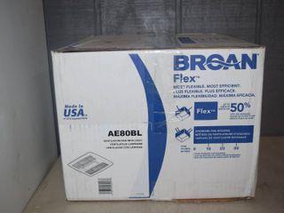 Broan Flex Ventilation Fan
