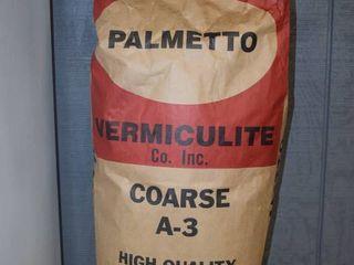 18 Pound Bag Palmetto Vermiculite