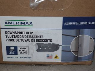 45 Amerimax Downspout Clips