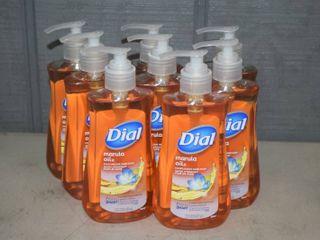 8 Bottles Dial Hand Soap