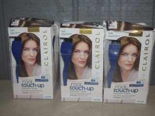 6 Boxes Clairol Root Touch Up
