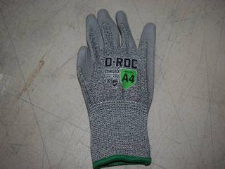 12 Pair Magid D Roc Cut level 4 Gloves