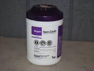 PDI Super Sani Cloth Wipes 160 Count
