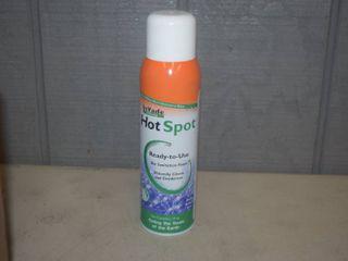 12 Cans InVade Hot Spot Bio Sanitation Foam