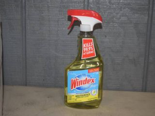 8 Bottles Windex Multi Surface Disinfectant Cleaner
