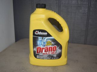 Gallon Drano Max Gel