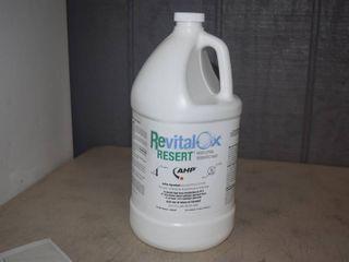 Gallon Revital Ox Resert High level Disinfectant