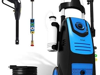 Suyncll High Power Washer Electric Pressure Washer 3800PSI 2 8GPM Pressure Washer Car Patio Garden Yard Cleaner