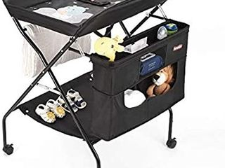 Mobile Baby Changing Table with Wheels  FORSTART