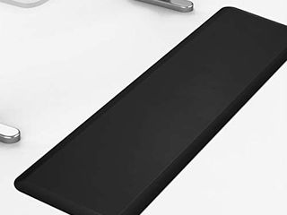 Color Geometry Anti Fatigue Floor Comfort Mat 3 4 Inch Thick 24 x70  Perfect for Standing Desks