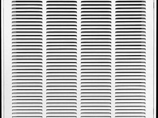 18  X 18  Return Air Filter Grille Filter Included   Removable Face Door