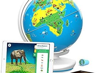 Shifu Orboot  app Based  Augmented Reality Interactive Globe For Kids
