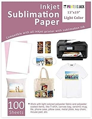 Sublimation Paper 13 x 19 inches 100 Sheets