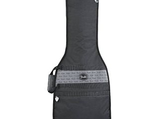 Genuine Fender Guitar Gig Bag Handle And Straps Textured Band