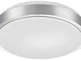 CYlED Flush Mount Ceiling light 280mm 220V24W Pure White and Warm White Dual Color Temperature Conversion