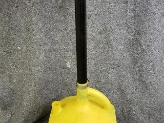Telescoping Under Hoist Roll Around Oil Drain Pan