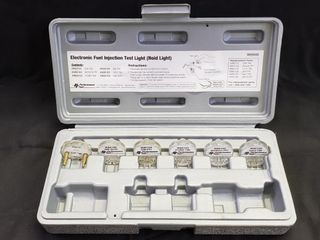 Performance Tool Fuel Injection Test light