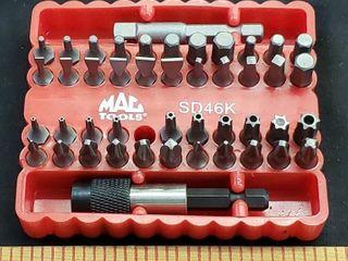 MAC Screwdriver Bit Set SD46K