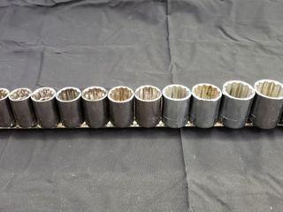 Craftsman 1 2  Drive Metric 16 27mm
