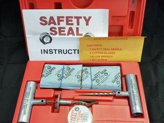 Safety Seal Deluxe Auto Kit SSKAP