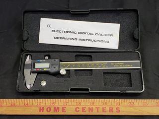 Electronic Digital Caliper 0 150mm
