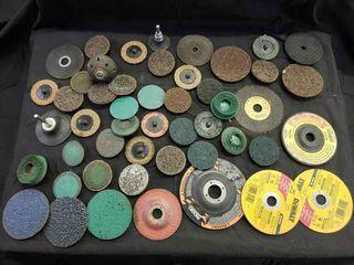 Assorted Discs   Cuttoff Wheels