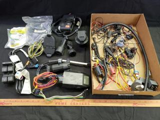 Trailer Brake Controls  light Plugs   Connectors