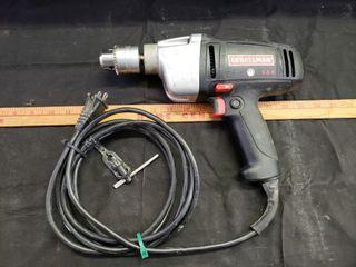 Craftsman 1 2  Drive Electric Drill