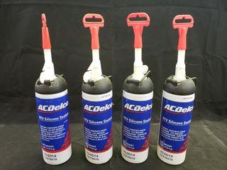ACDelco RTV Silicone Sealant   NEW   4pc