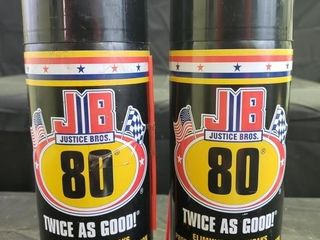 JB 80 lubricant   NEW   2pc